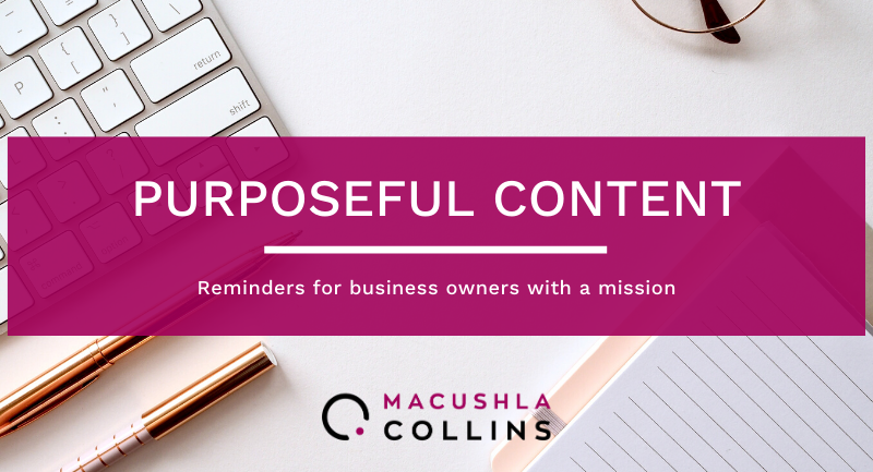 "alt=""purposeful content for business owners"""