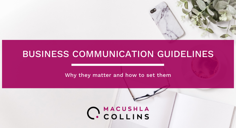 "alt=""business communication guidelines"""