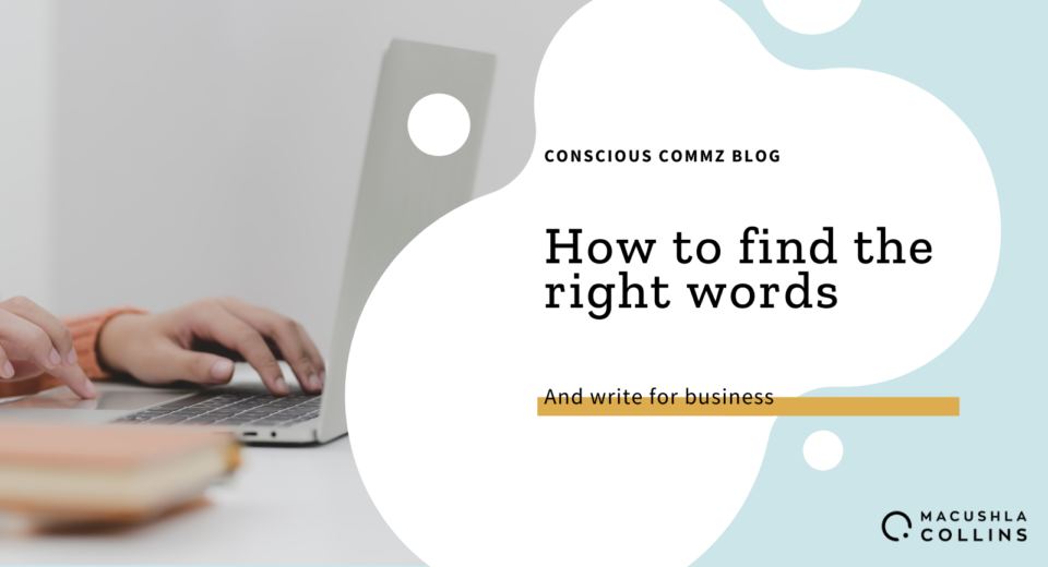 "alt=""how to find the right words"""