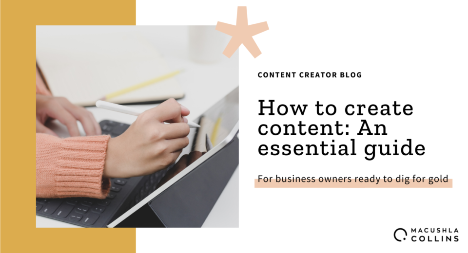 "alt=""how to create content for business"""